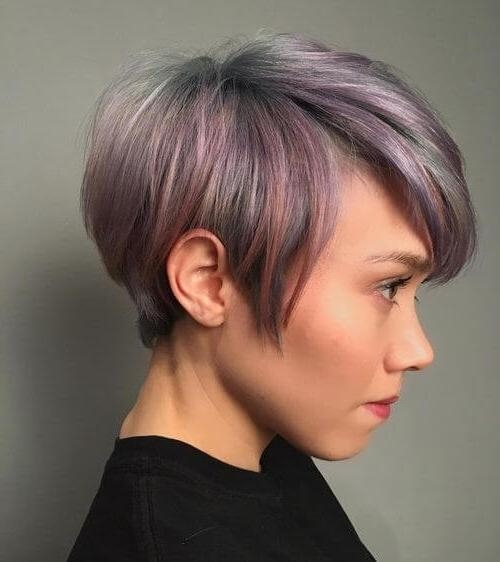 Famous Pixie Haircuts Colors In 28 Cutest Pixie Cut Ideas Trending For (View 11 of 20)