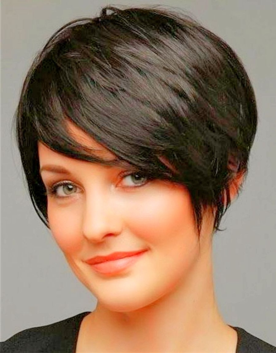 Famous Shaggy Pixie Haircut For Round Face Throughout Long Pixie Haircuts For Round Faces 1000+ Images About Pixie Cuts (View 3 of 15)