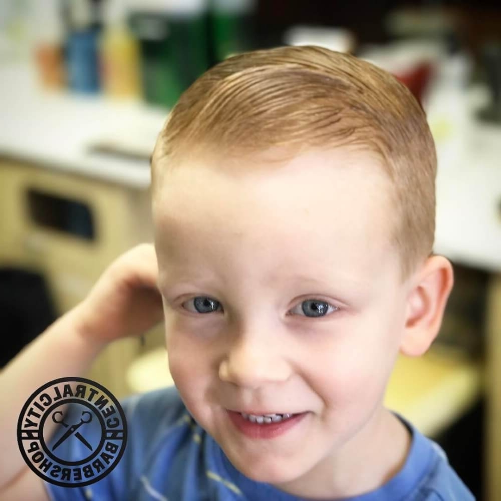 Famous Shaggy Rogers Haircut Regarding 31 Cute Haircuts For Boys (Updated For 2018) (View 5 of 15)