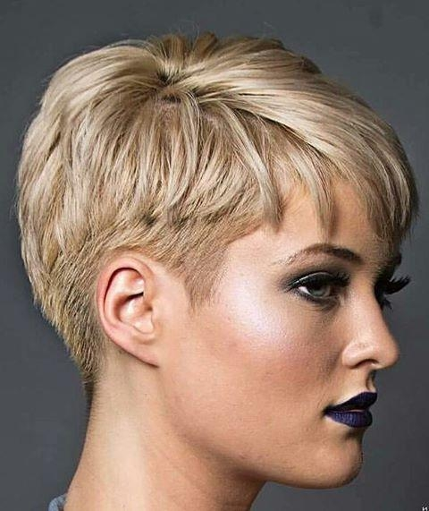 Famous Short Sassy Pixie Haircuts With Regard To 1710 Best Short & Sassy Pixie Images On Pinterest (View 9 of 20)
