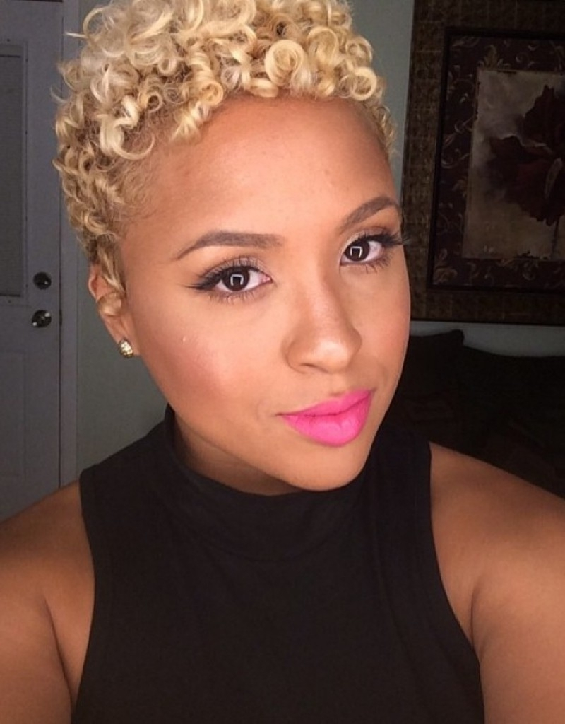 Fashionable African Shaggy Hairstyles With Regard To Image Result For African American Hairstyles For Short Length Hair (View 5 of 15)