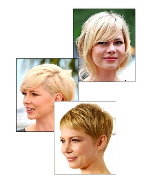 Fashionable Bob To Pixie Haircuts Pertaining To Makeup For Pixie Haircuts (View 11 of 20)