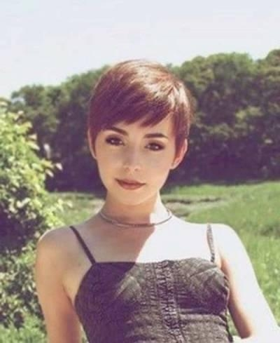 Fashionable French Pixie Haircuts For French Pixie Haircut Best 25+ Short Pixie Ideas On Pinterest (View 14 of 20)