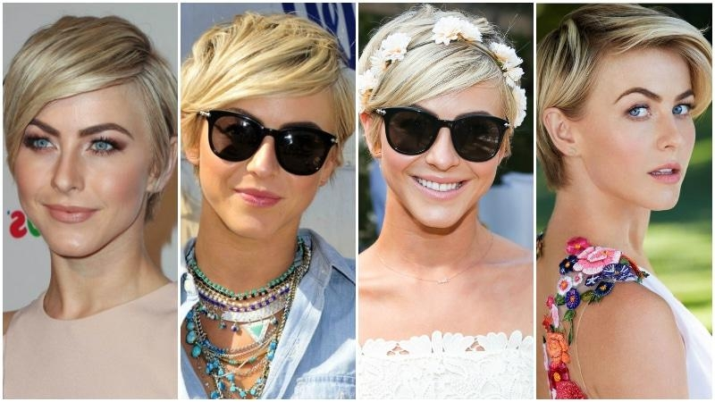 Fashionable Julianne Hough Pixie Haircuts Within The Best Pixie Haircuts For Women In 2018 – The Trend Spotter (View 6 of 20)