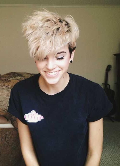 Fashionable Messy Pixie Haircuts With 22 Best Hair Ideas Images On Pinterest (View 5 of 20)
