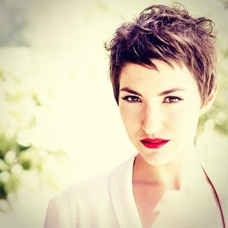 Fashionable Messy Pixie Haircuts With Messy Pixie Cut (View 6 of 20)