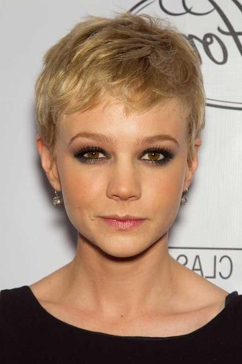 Fashionable Old Fashioned Pixie Haircuts Within 25 Pixie Haircut Pictures (View 5 of 20)