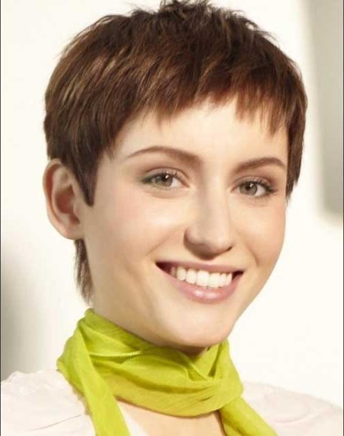 Fashionable Razor Cut Pixie Haircuts With Regard To 50 Inspired Short Razor Haircuts (View 3 of 18)