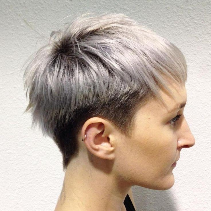 Fashionable Rock Pixie Haircuts Inside 13 Best Hair Images On Pinterest (View 7 of 20)