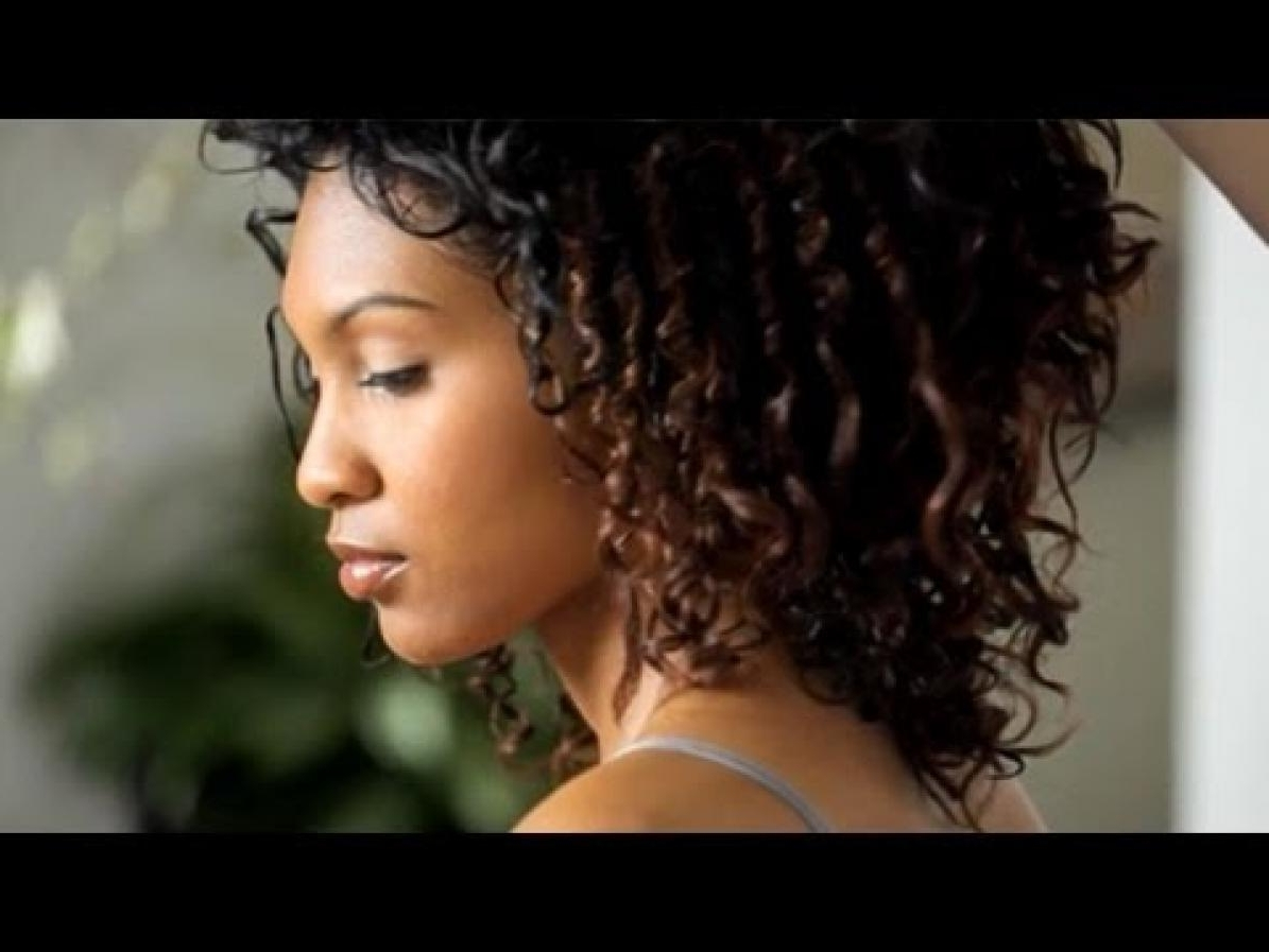 Fashionable Shaggy Hairstyles For African Hair Pertaining To Curly Shag Hairstyles For Women Hairstyleswomen Used Bit (View 10 of 15)