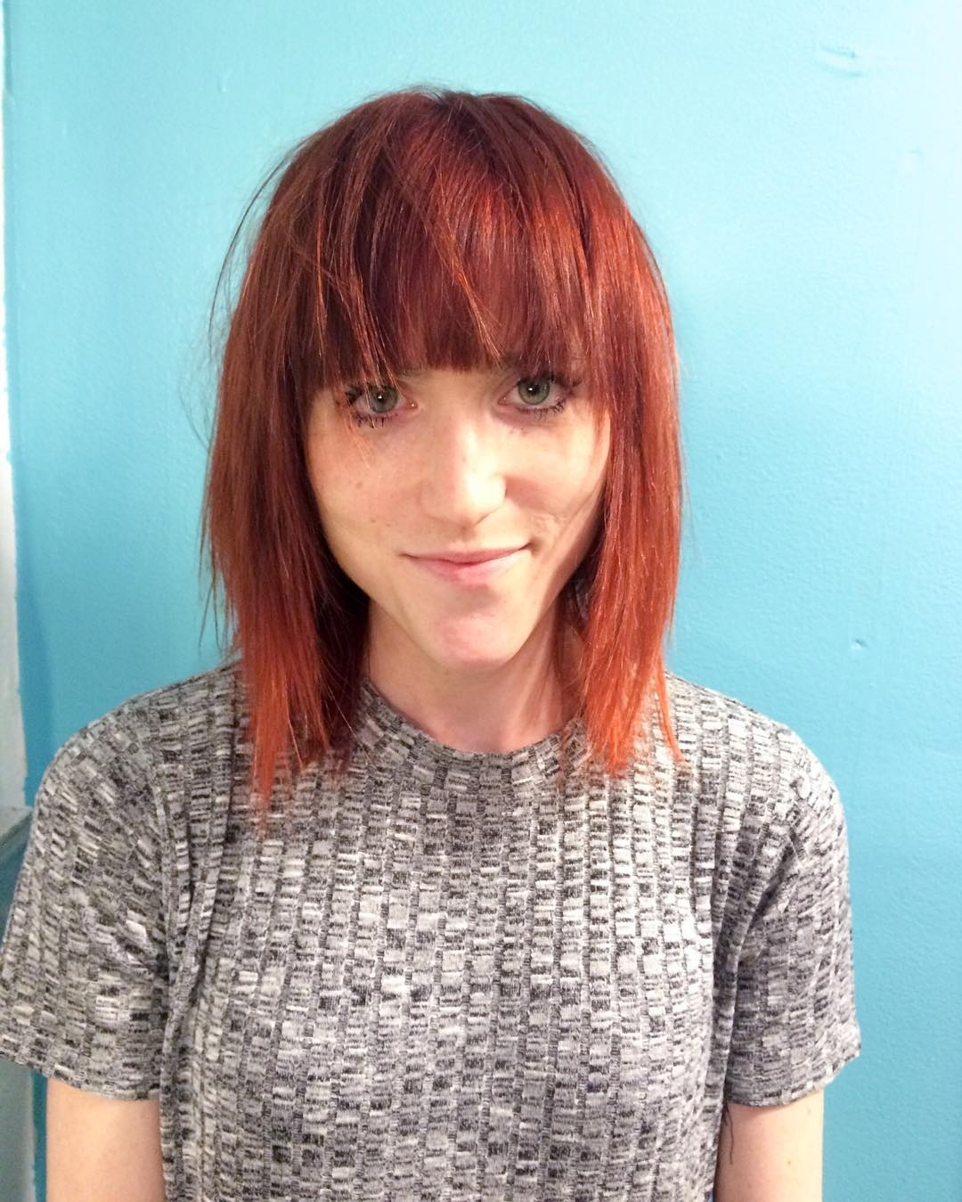 Fashionable Shaggy Hairstyles For Straight Hair Pertaining To 23+ Short Shag Hairstyles, Designs, Ideas (View 10 of 15)