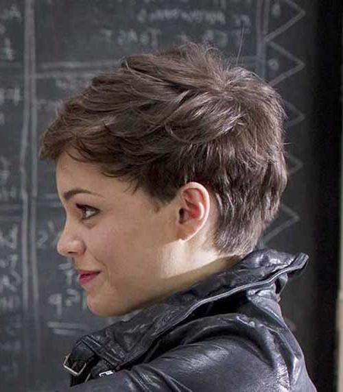 Fashionable Short Layered Pixie Haircuts With 30 Best Hairstyles For Short Hair (View 8 of 20)