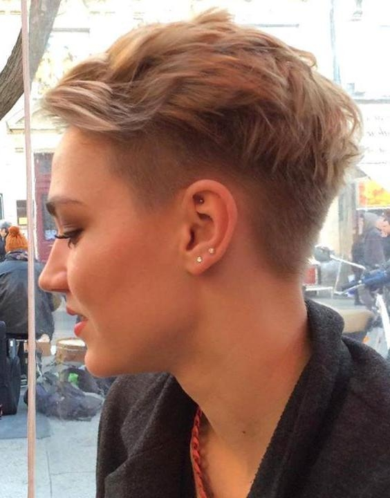 Favorite Clippered Pixie Haircuts With 67 Best Hair Images On Pinterest (View 10 of 20)