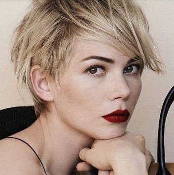 Favorite Modern Pixie Haircuts With Chic Short Hairstyles For Modern Women – Pretty Designs (View 6 of 20)