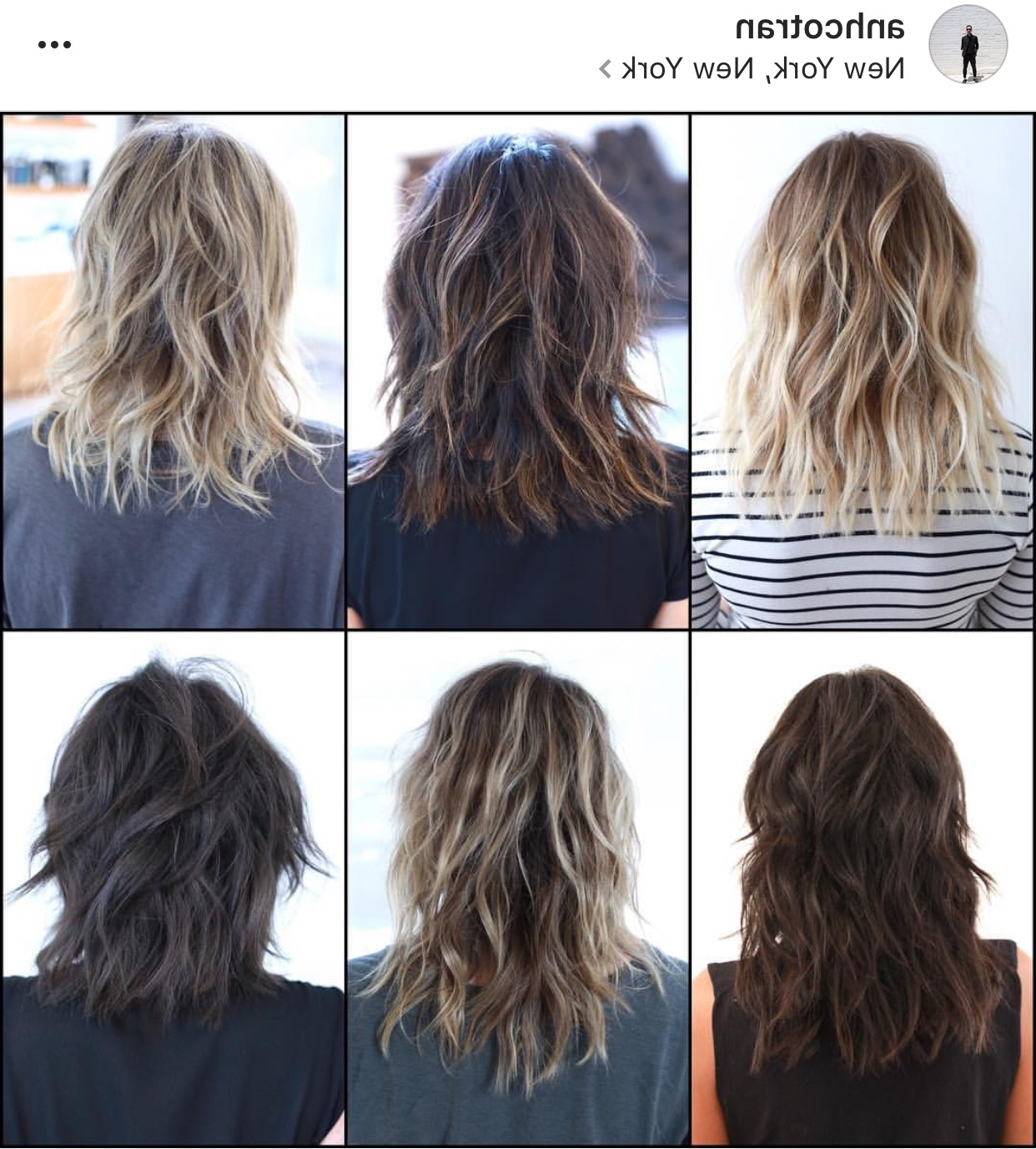 Favorite Modern Shaggy Hairstyles For Hairstyle Designs For Women (View 5 of 15)