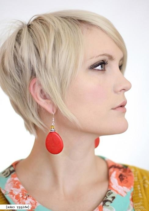 Favorite Pixie Haircuts Accessories Within Pixie Haircuts Archives – Popular Haircuts (View 7 of 20)