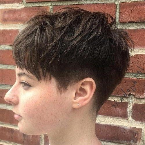 Favorite Pixie Haircuts For Men Inside The 25+ Best Short Pixie Haircuts Ideas On Pinterest (View 16 of 20)