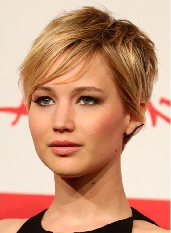 Favorite Pixie Haircuts For Oblong Face With Regard To How To Sport Pixie Hairstyle For Different Face Shapes? (View 13 of 20)