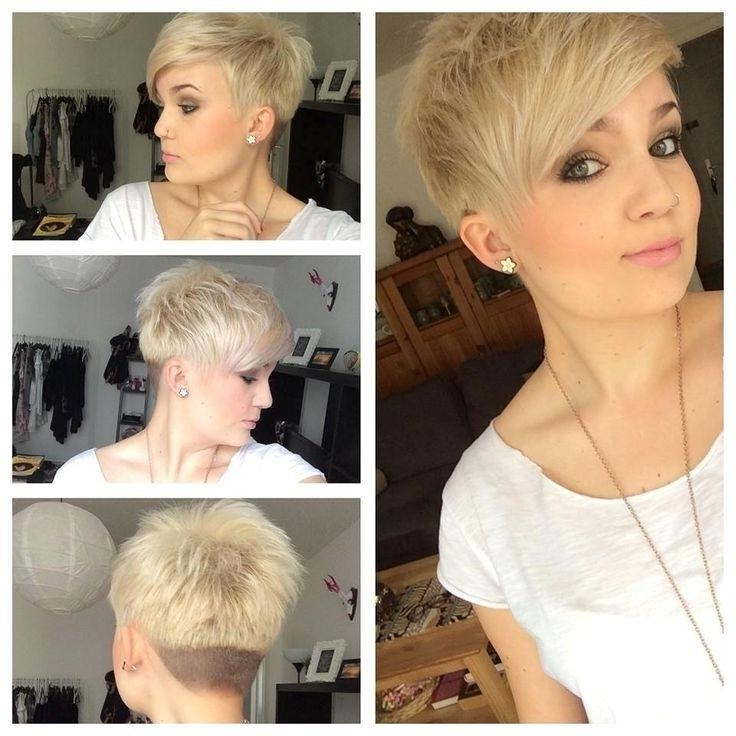 Favorite Short Spiky Pixie Haircuts With Short Spikey Hairstyles With Side Bangs: Cute Pixie Haircut (View 5 of 20)