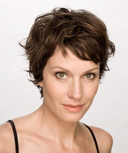 Favorite Tousled Pixie Haircuts Within 7 Ways To Rock A Pixie Cut  Hair (View 4 of 20)
