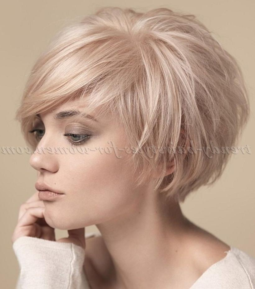 Funky Short Pixie Haircut With Long Bangs Ideas 40 – Fashion Best With Famous Funky Short Pixie Haircuts (View 7 of 20)