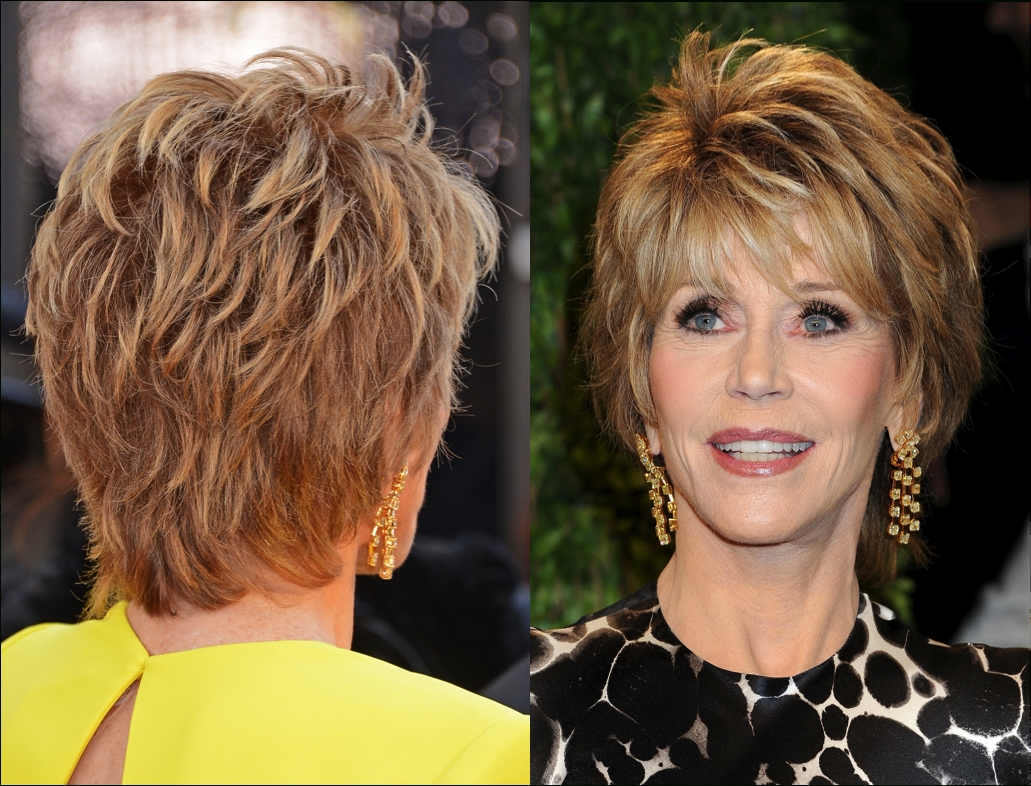 Gorgeous Haircuts For Women Past 70 (Gallery 7 of 15)