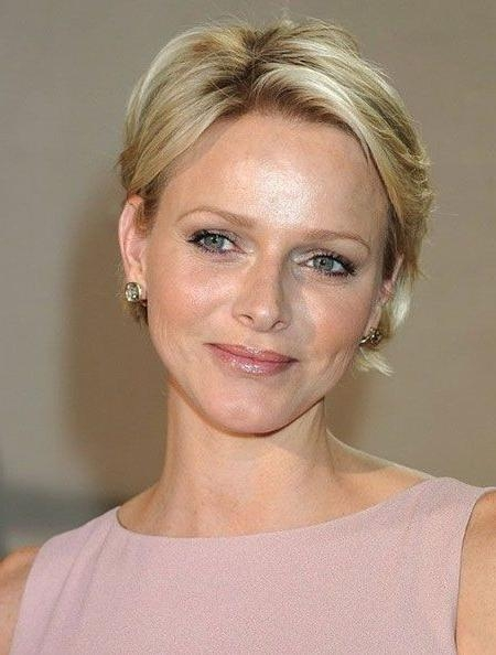Hair Cut, Coiffures With Regard To Popular Pixie Haircuts Without Bangs (View 16 of 20)