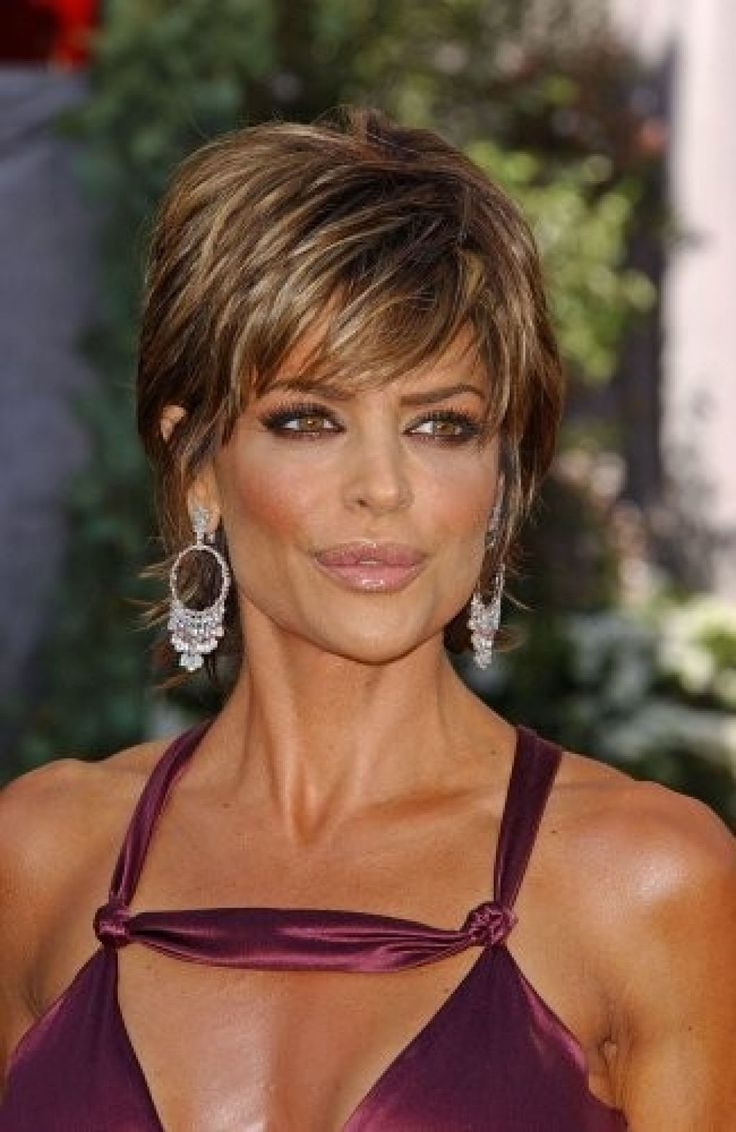 Hair Cut, Hair Pertaining To Most Recently Released Shaggy Short Hairstyles For Fine Hair (View 8 of 15)