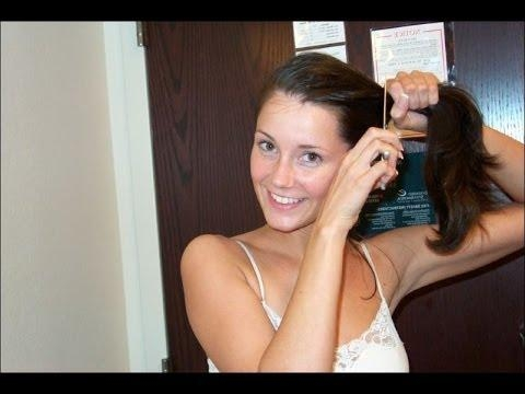Haircut Long To Short Pixie – Youtube Regarding 2017 Long To Short Pixie Haircuts (View 12 of 20)