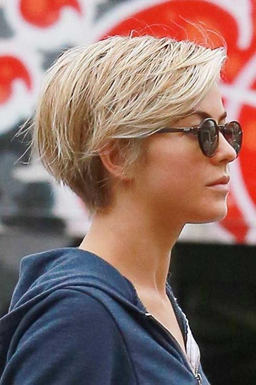 Haircuts Trends 2017/ 2018 – Julianne Hough Short Hair With Well Liked Julianne Hough Pixie Haircuts (View 10 of 20)
