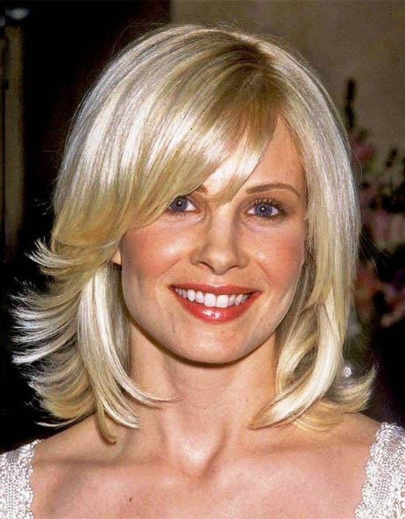 Hairstyles For Women Over 50 With Fine Hair (View 8 of 15)