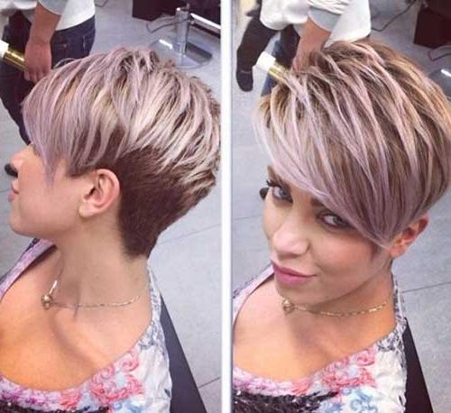 Hairstyles & Haircuts 2016 –  (View 10 of 20)