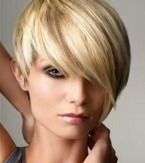 Hairstyles & Haircuts 2016 – 2017 Intended For Fashionable Longish Pixie Haircuts (View 14 of 20)