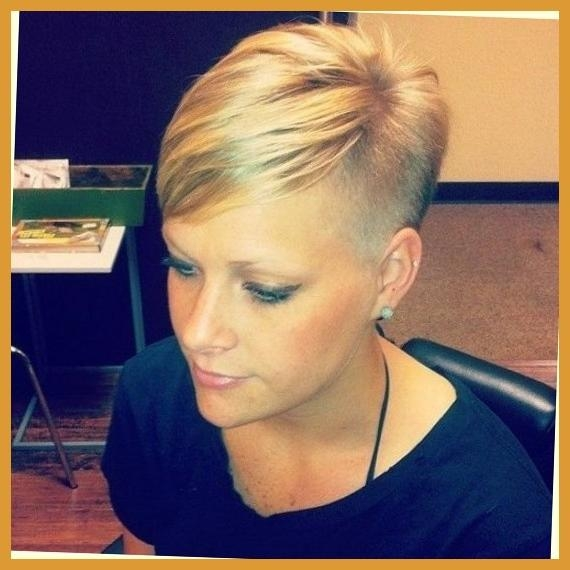 Hairstyles Pictures Regarding Widely Used Ultra Short Pixie Haircuts (View 2 of 20)