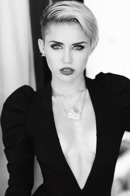 Photo Gallery Of Pixie Haircuts With Shaved Sides Viewing 14 Of 20