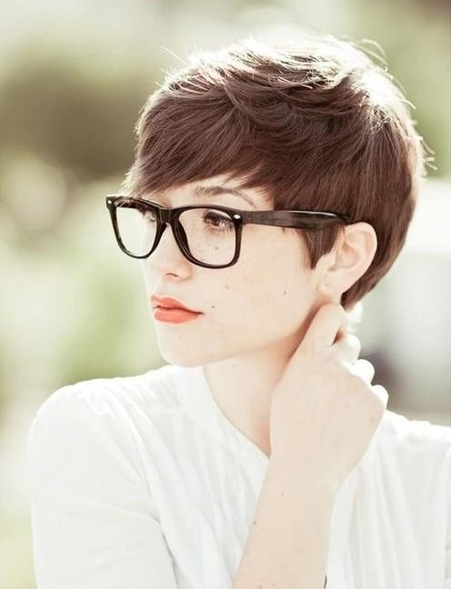 Hipster Haircuts Women – Men Hairstyle Trendy Inside Fashionable Hipster Pixie Haircuts (View 2 of 20)