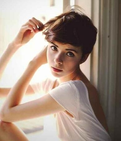 Hipster Hairstyles For Girls Luxury 15 Pretty Pixie Haircut Ideas With Trendy Hipster Pixie Haircuts (View 6 of 20)
