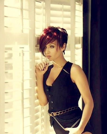 Hot Short Pixie Haircut – Fashally Intended For 2018 Sexy Pixie Haircuts (View 5 of 20)