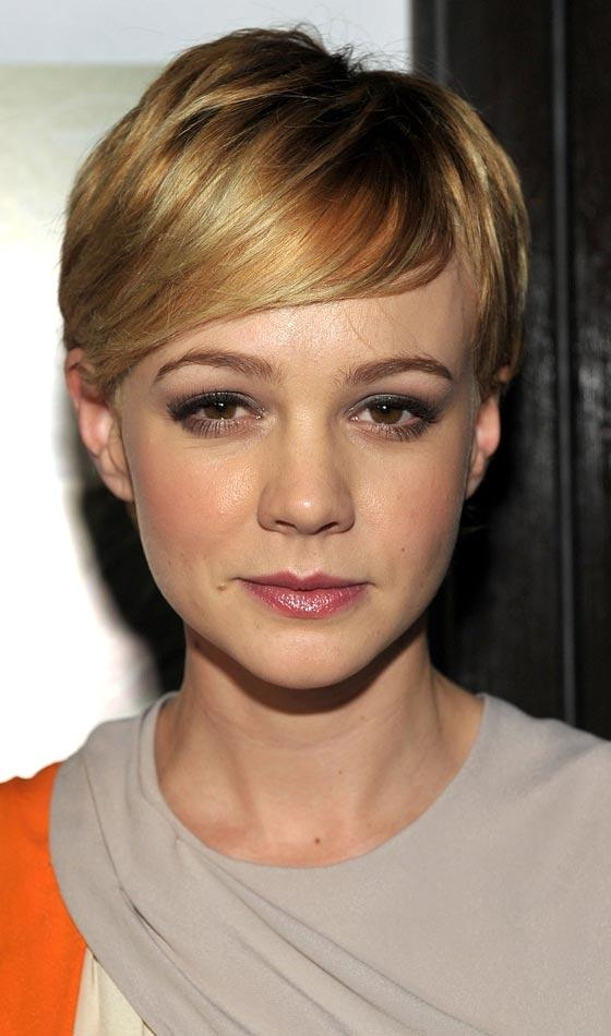 How To Sport Pixie Hairstyle For Different Face Shapes? Throughout Well Known Pixie Haircuts For Heart Shaped Face (View 4 of 20)