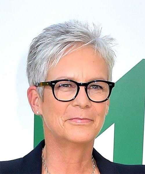 Jamie Lee Curtis Hairstyles In 2018 Within Best And Newest Jamie Lee Curtis Pixie Haircuts (View 18 of 20)