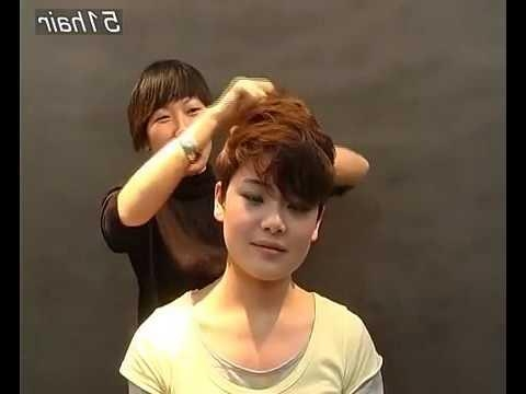 Japanese Pixie Haircut 7 – Youtube Pertaining To Famous Japanese Pixie Haircuts (View 7 of 20)