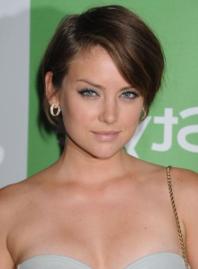 Jessica Stroup – Beauty Riot Regarding Trendy Jessica Stroup Pixie Haircuts (View 14 of 20)