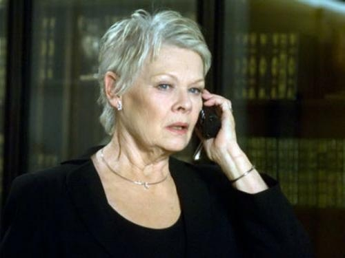 Judi Dench Hairstyles (Gallery 19 of 20)