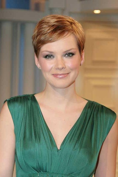 Latest Hot Pixie Haircuts Regarding 25 Great Pixie Cuts (View 10 of 20)