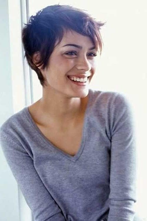 Latest Messy Pixie Haircuts With Best 25+ Messy Pixie Haircut Ideas On Pinterest (View 8 of 20)