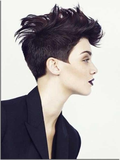 Latest Punk Pixie Haircuts For 10 New Punk Pixie Cuts (View 11 of 20)