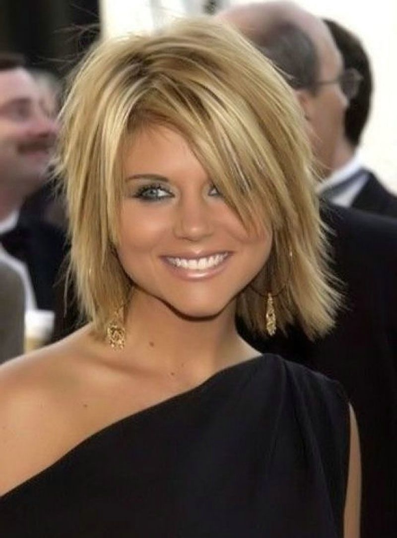 Latest Shaggy Bob Hairstyles For Fine Hair Throughout Short Hairstyles For Women 2012 – Hairstyle For Women & Man (View 13 of 15)