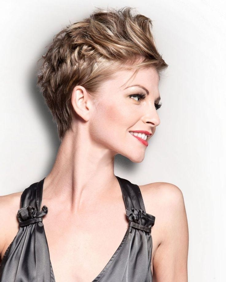 Latest Short Pixie Haircuts For Women Over 40 Intended For 25 Easy Short Hairstyles For Older Women – Popular Haircuts (View 13 of 20)