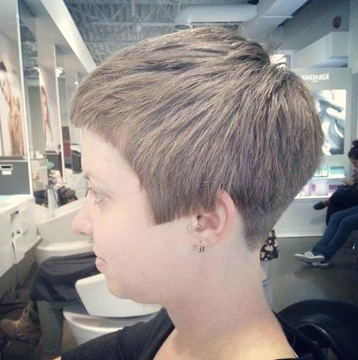 Latest Thick Pixie Haircuts With Unique Pixie Haircuts For Thick Hair Pixie Haircut For Round Face (View 10 of 20)