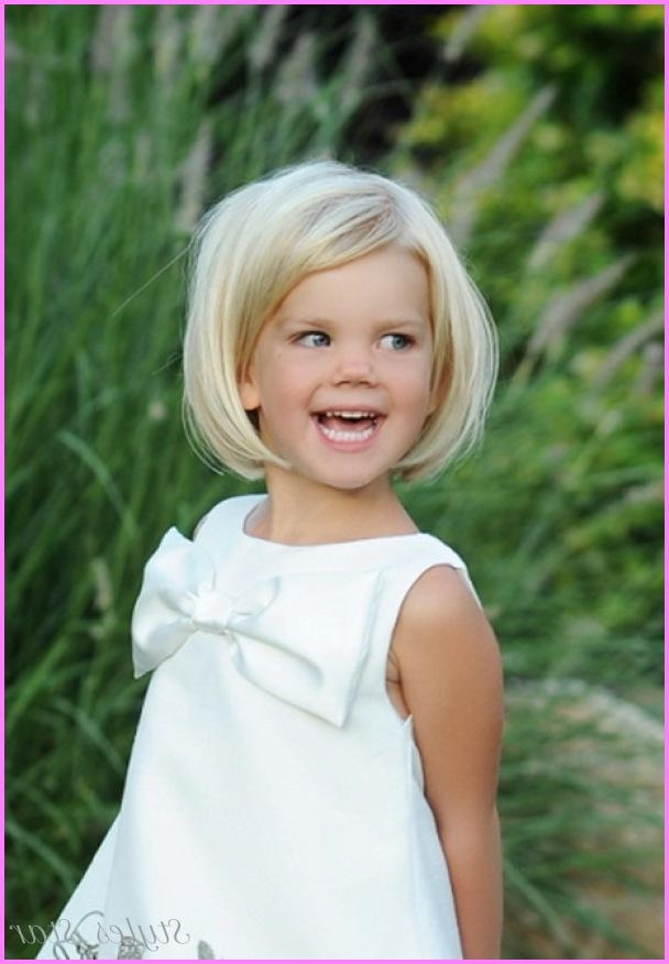 Little Girls Short Haircuts With Bangs – Stylesstar ® For Most Current Little Girl Pixie Haircuts (View 9 of 20)
